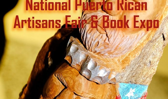 Comité Noviembre's 2018  National Puerto Rican Artisan Fair & Book Expo
