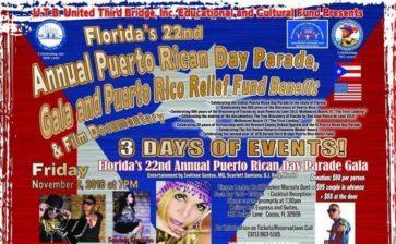 2018 UTB Florida 22nd Annual Puerto Rican Day Parade