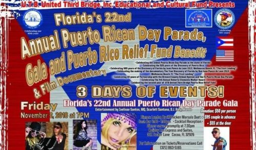 2018 UTB Florida 22nd Annual Puerto Rican Day Parade