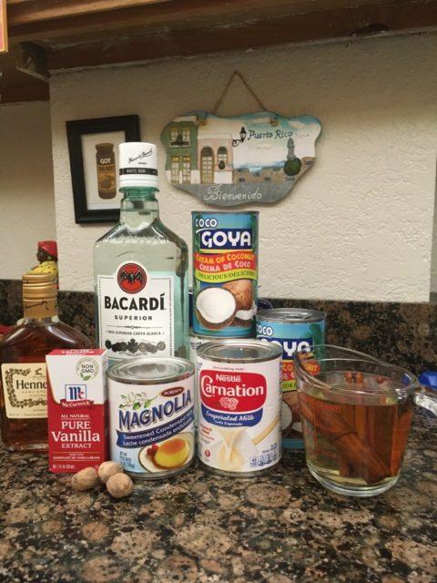 Puerto Rican Coquito Recipe – Coquito de Puerto Rico