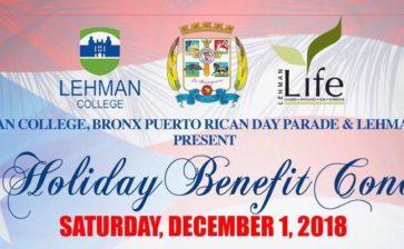 Holiday Benefit Concert – Puerto Rico se Levanta