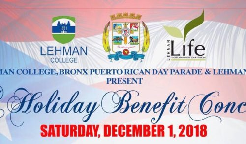 Holiday Benefit Concert – Puerto Rico se Levanta