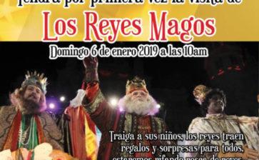 Celebracion de Los Reyes Magos 2019