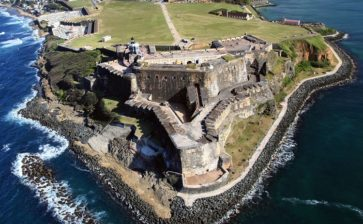 5 Historical Buildings in Puerto Rico