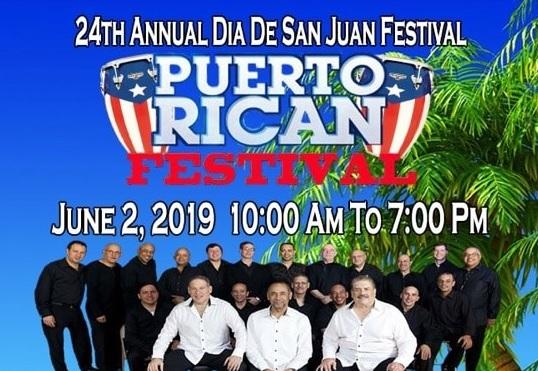Dia de San Juan Festival
