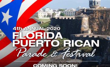 Florida Puerto Rican Parade & Festival