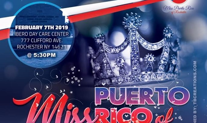 Miss Puerto Rico of Rochester Cultural Pageant