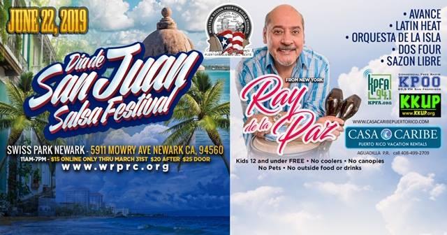 El Día de San Juan Salsa Festival