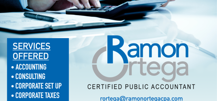 Ramon Ortega Certified Public Accountant