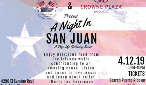 A Night in San Juan