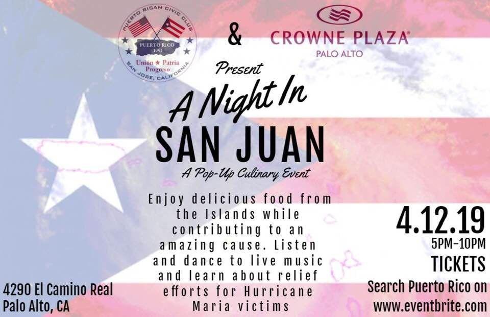 A Night in San Juan