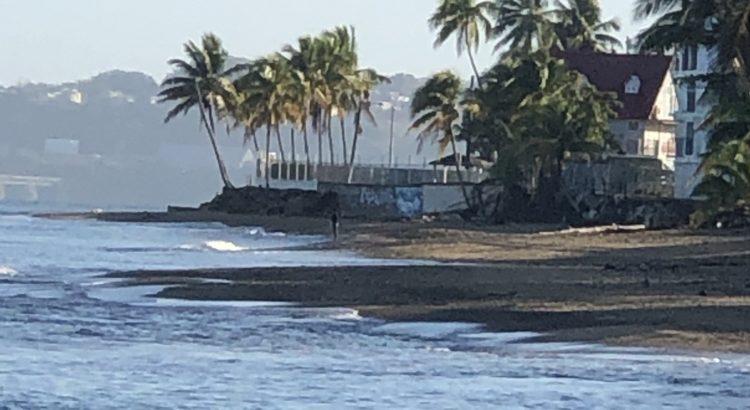 Morning Walk in Aguada Puerto Rico