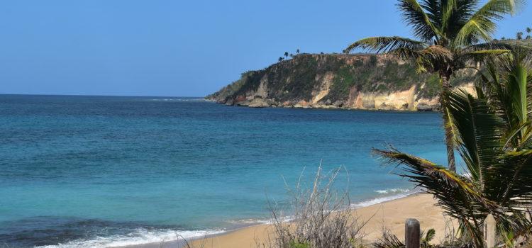 Borinquen Beach Aguadilla Puerto Rico