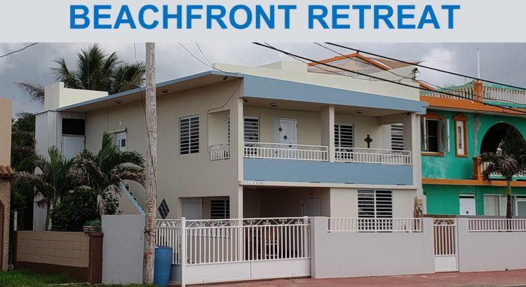 Villa D' Palma Beachfront Retreat