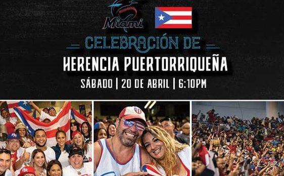 Puerto Rican Heritage Celebration at Marlins Park