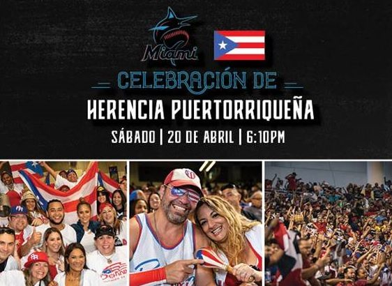 Puerto Rican Heritage Celebration at Marlins Park