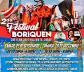 2do Festival Borinquén