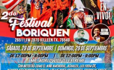 2do Festival Borinquén