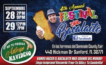 Festival del Bacalaito 2019
