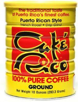 Cafe Rico Puerto Rico Coffee