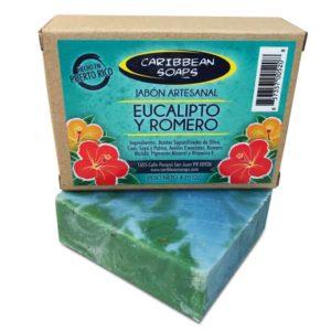 Eucalyptus & Rosemary Handmade Soap