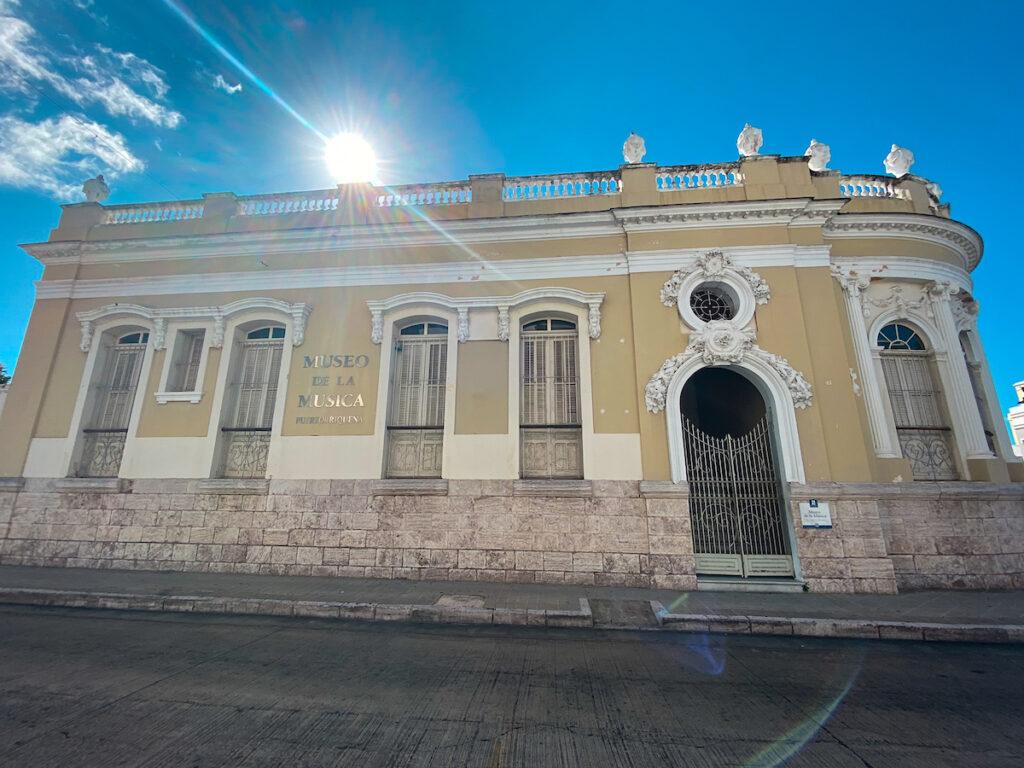 Museo de la Musica Puertorriqueña
