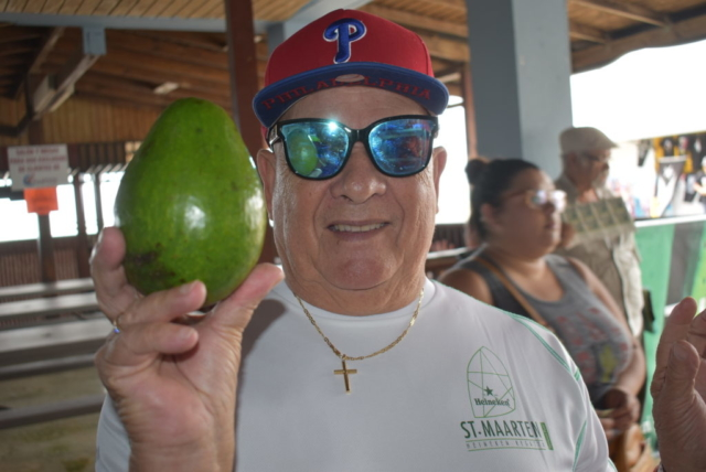 Tito and the Avocado