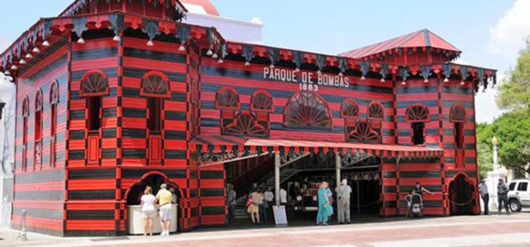 Parque de Bombas Ponce Puerto Rico