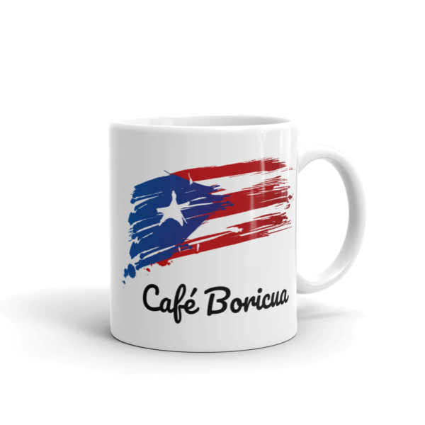 Puerto Rico Flag Boricua Coffee Mug
