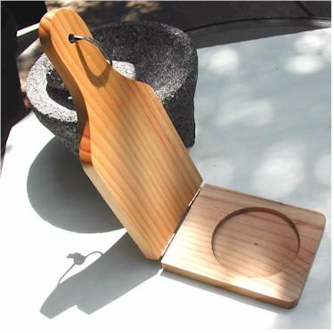 Wooden Tostonera