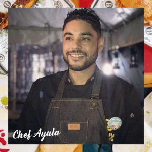 Chef Ayala