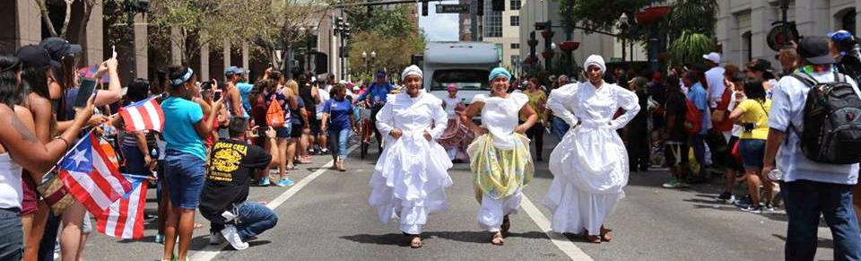 Florida Puerto Rican Parade la Cultura