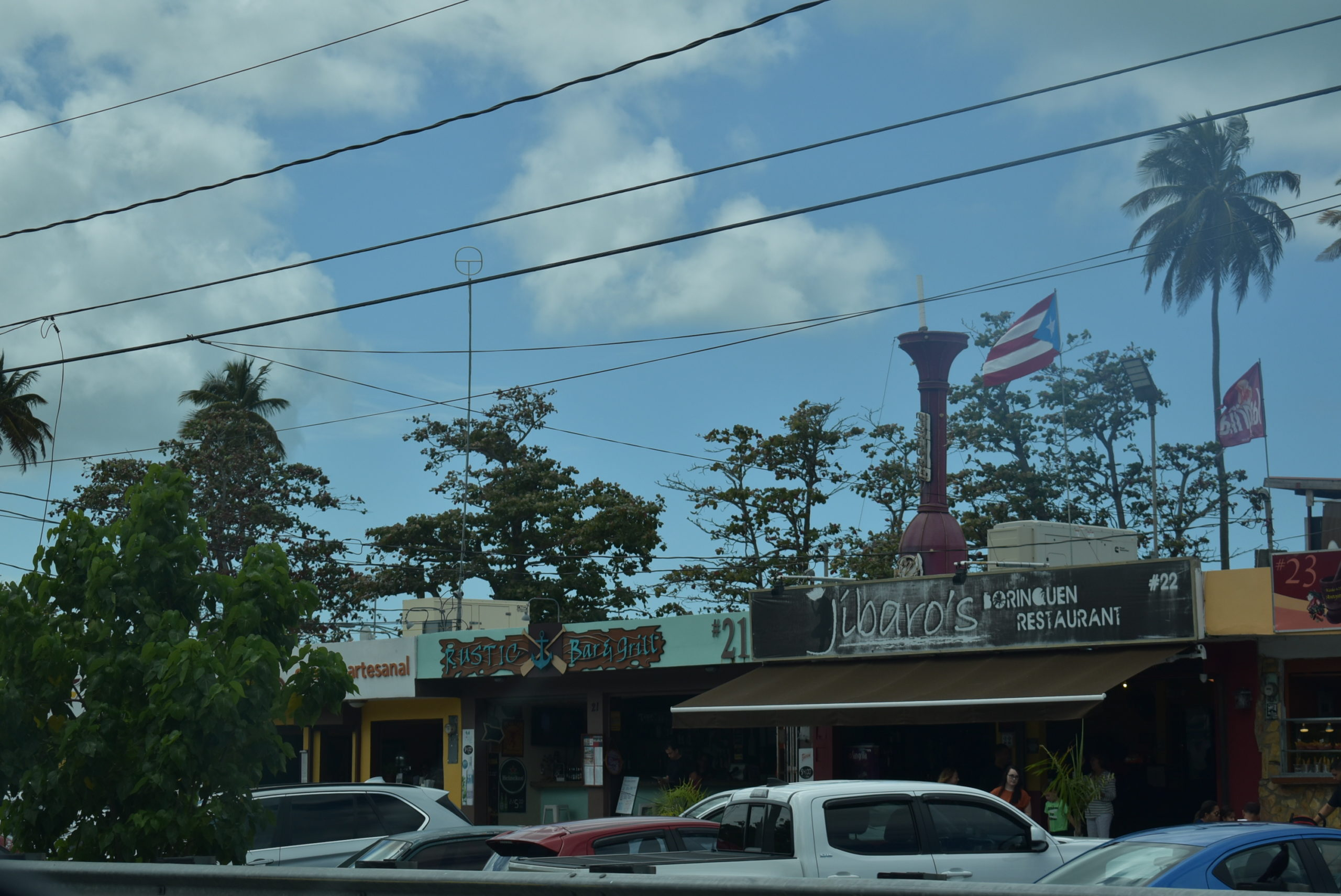 Luquillo Kiosks