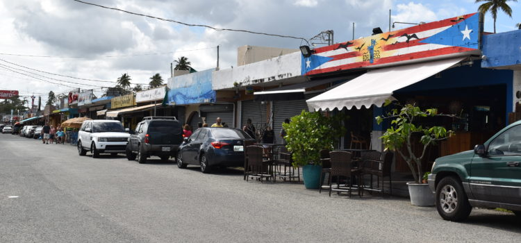 Kiosks of Luquillo