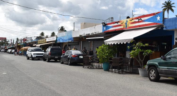 Kiosks of Luquillo
