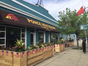 Ponce Restaurant Front
