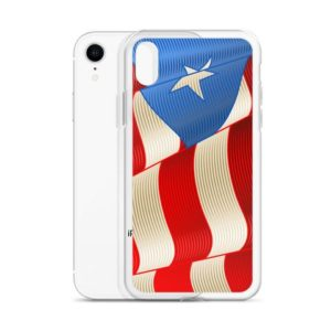 Puerto Rico Flag iPhone Case