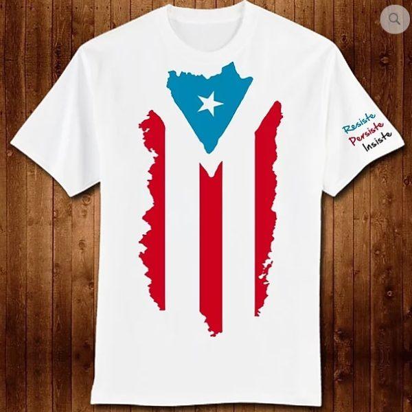 Resiste Persiste Insiste Tshirt