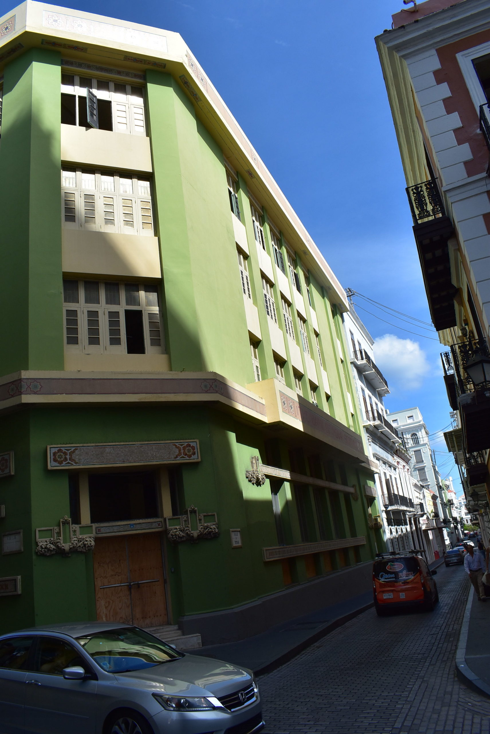 the Beautiful Historic Buildings of Old San Juan