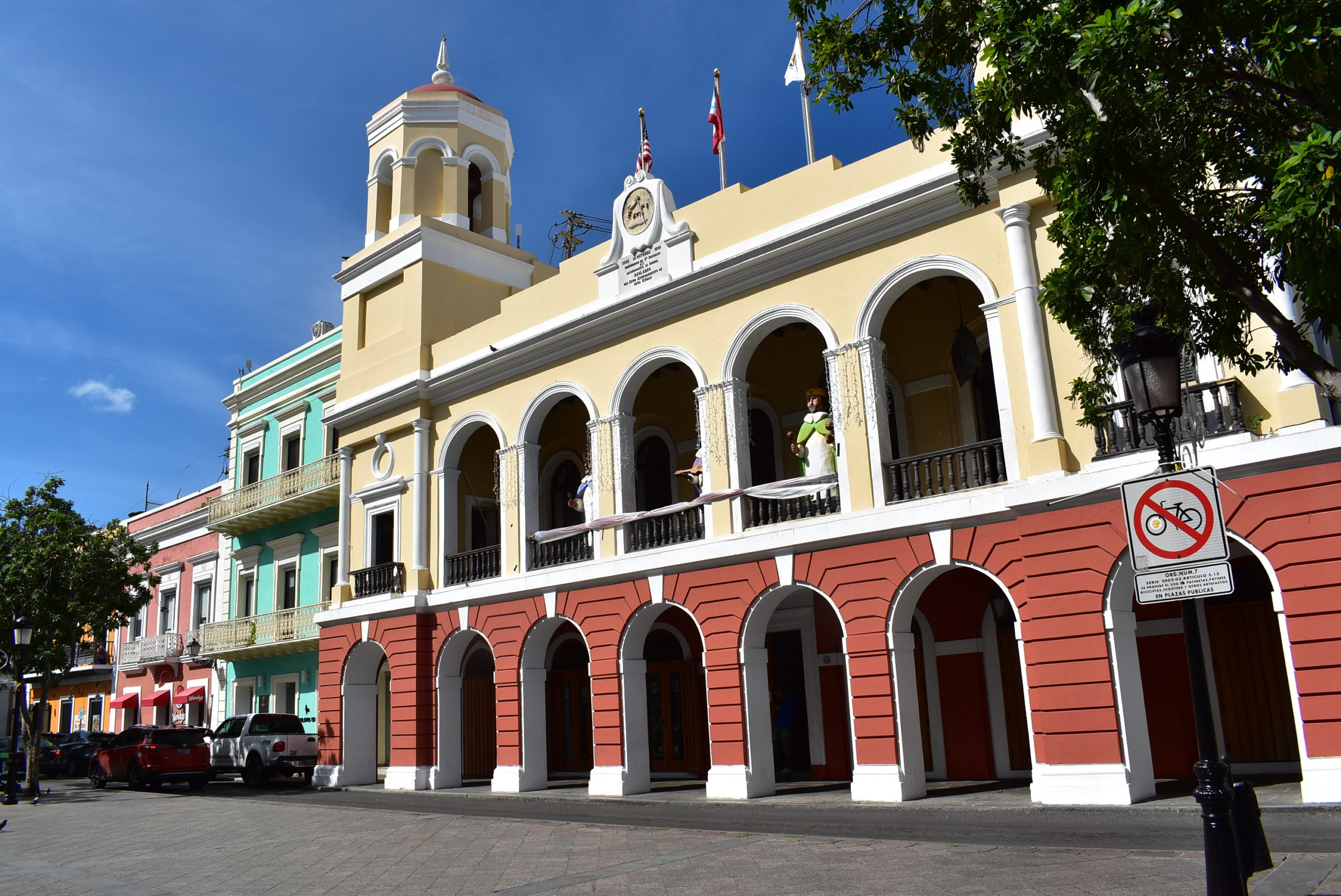City Hall Old San Juan