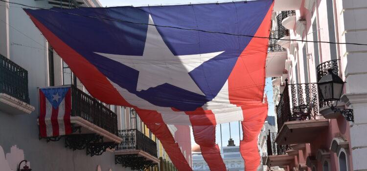 Calle Fortaleza Old San Juan Puerto Rico