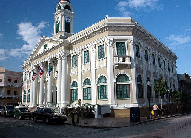 City Hall Mayaguez Puerto Rico