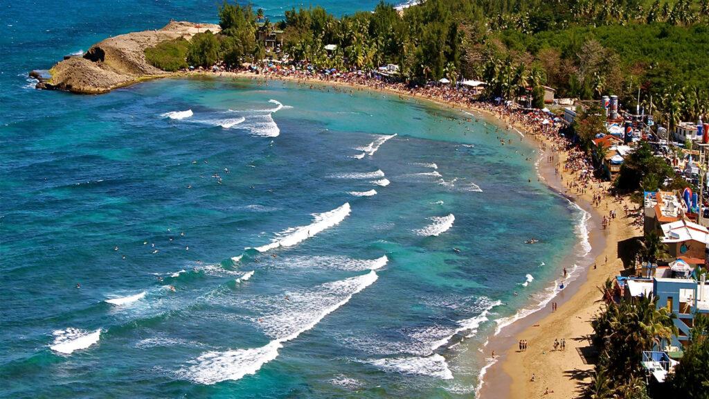 Jobos Beach RIncon Puerto Rico