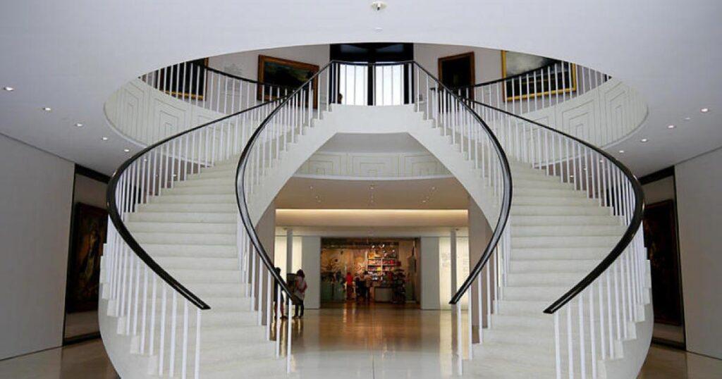 Museo de Arte Ponce interior