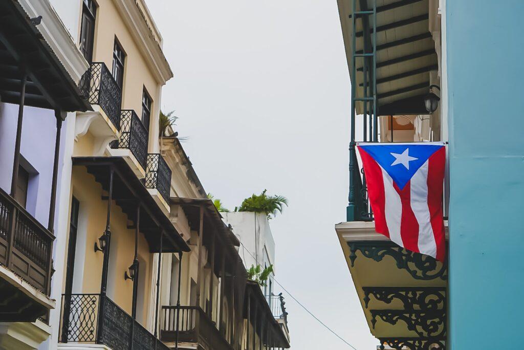 Old San Juan Balcones