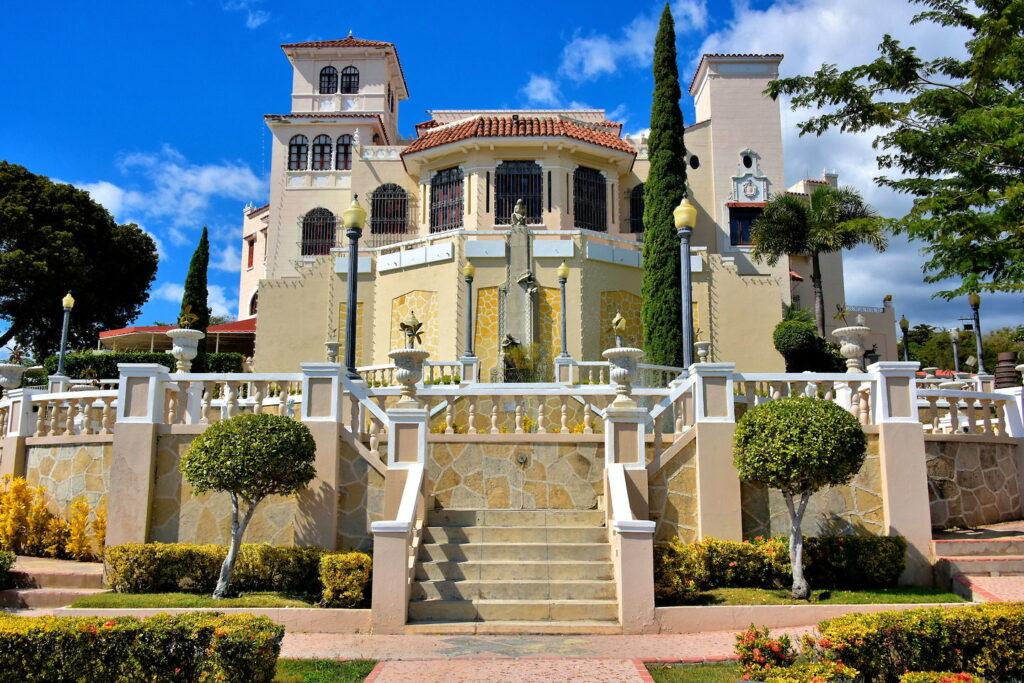 Puerto Rico Ponce Castillo Serralles