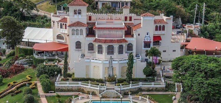 Serralles Castle Ponce Puerto Rico