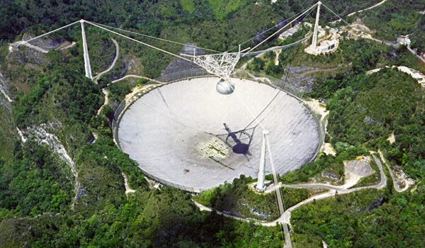 The Arecibo Observatory – A Stunning Structure Worth Exploring