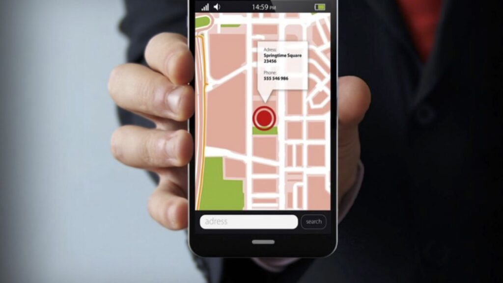 cellphone tracking app