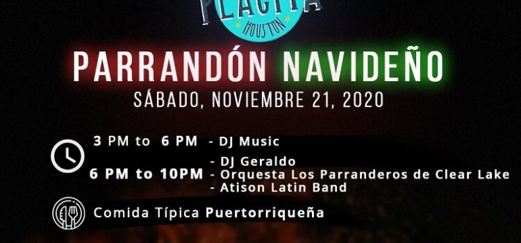 Parrandon Navideño with La Placita Houston